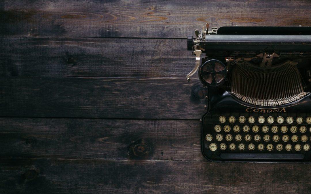 Il mio rapporto con la scrittura