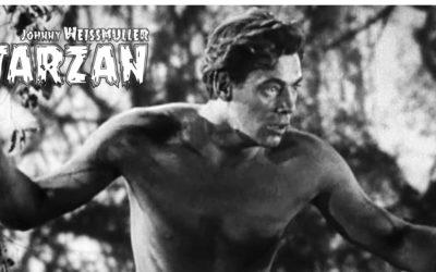 Johnny Weissmuller (Tarzan)