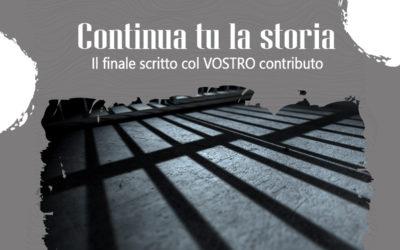 Continua tu la storia – il prigioniero (con finale)
