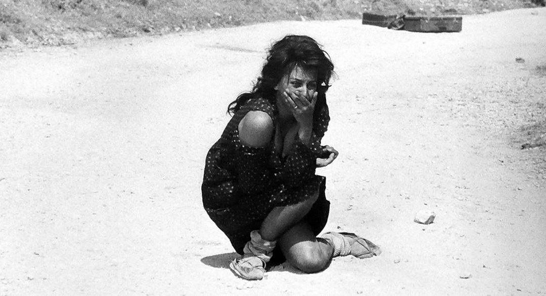Sophia Loren - La Cociara