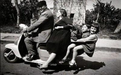 Rinascita italiana – gli anni '50