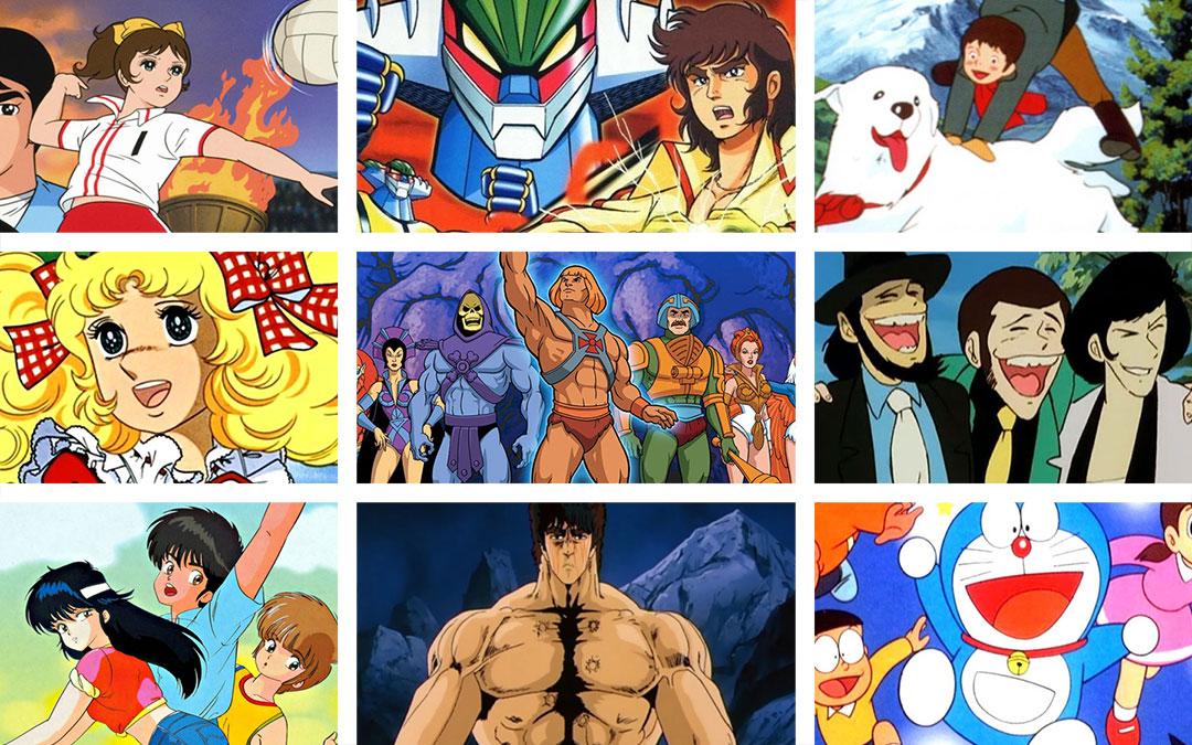Cartoni animati anni '80