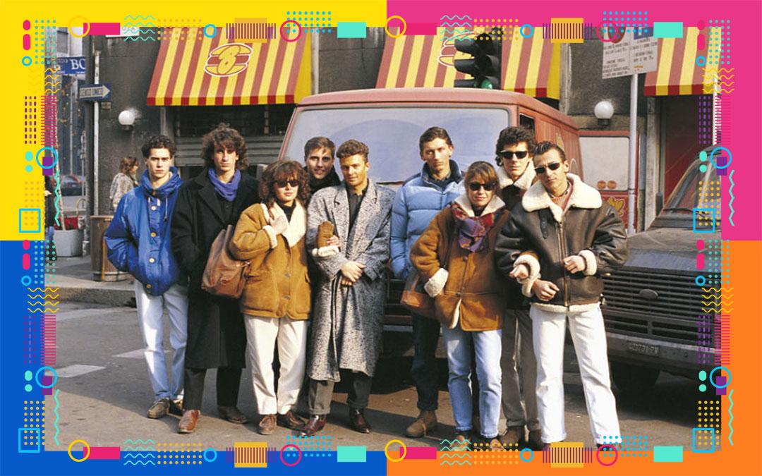 Ragazzi anni '80