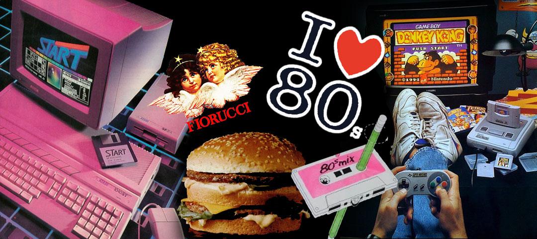 Simboli anni '80