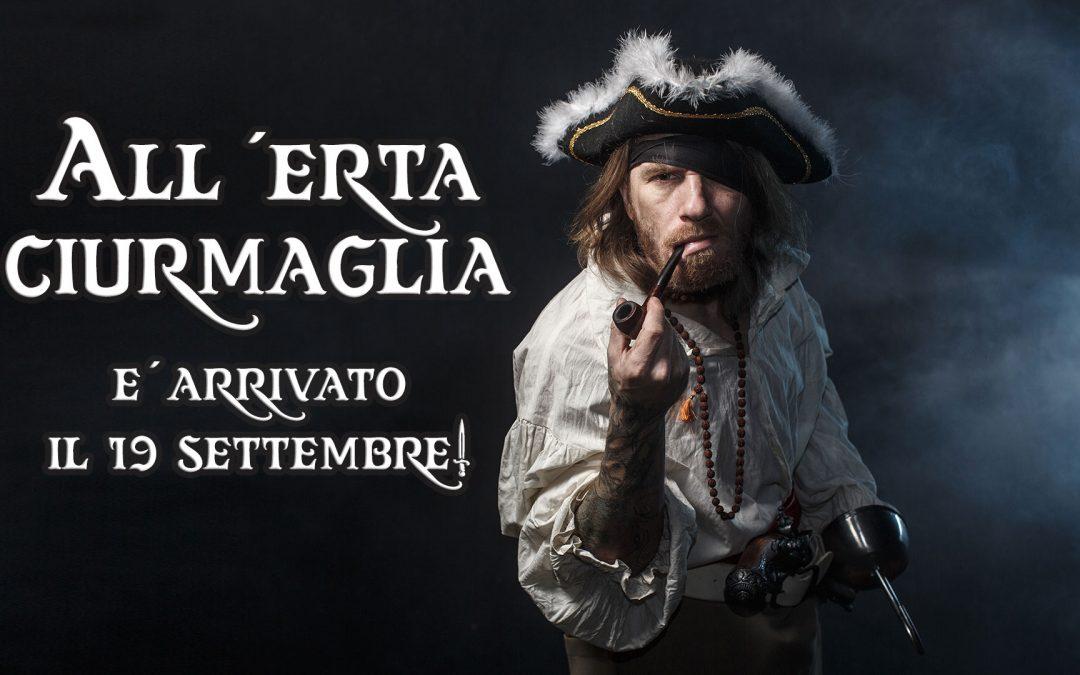 19 settembre - Talk like a pirate day