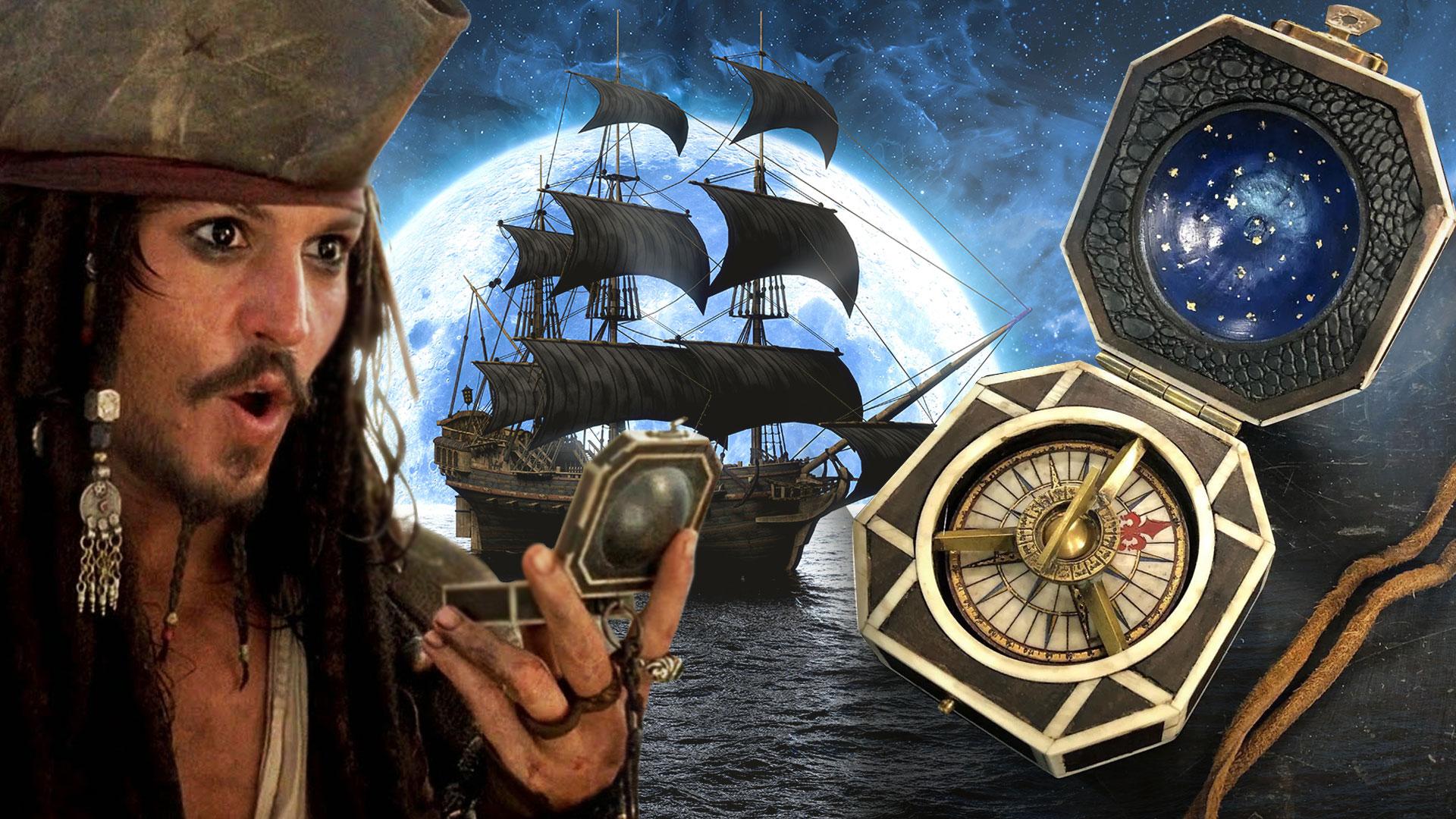La bussola di Jack Sparrow